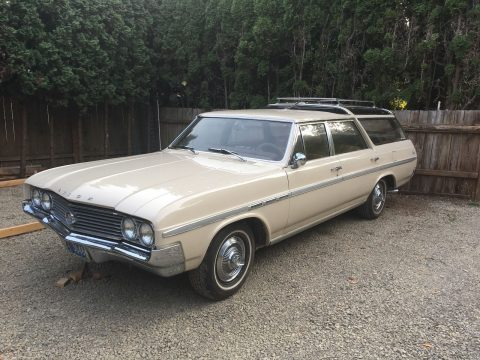 1964 Buick Skylark Sport Wagon na prodej