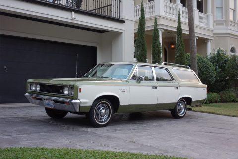 1969 AMC Rebel SST na prodej