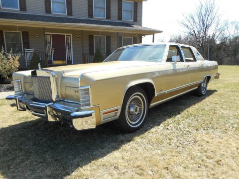 1979 Lincoln Town Car na prodej