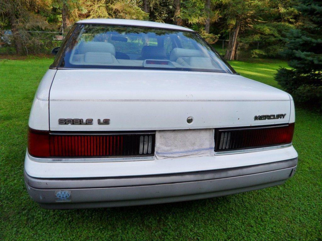 1989 Mercury Sable Na Prodej