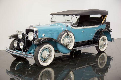 1929 LaSalle Series 328 Phaeton na prodej