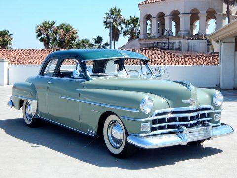 1950 Chrysler Windsor na prodej