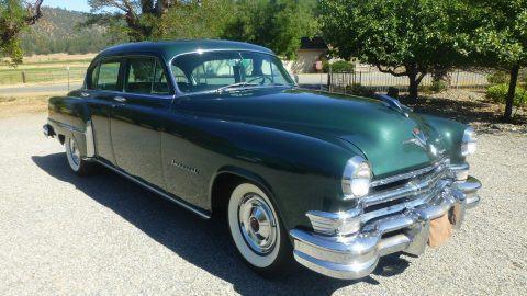 1953 Chrysler Imperial Crown na prodej