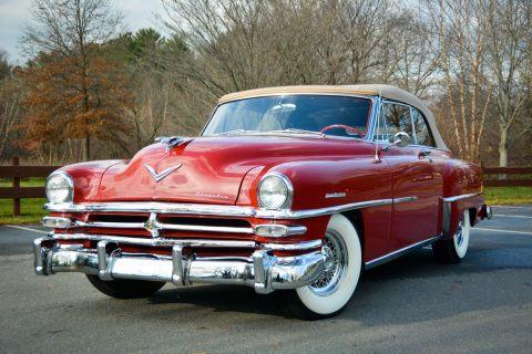 1953 Chrysler New Yorker Deluxe na prodej