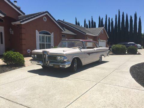 1959 Edsel Ranger na prodej
