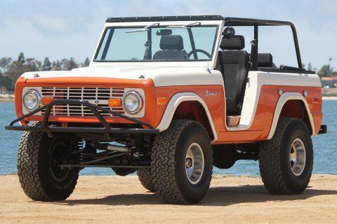 1974 Ford Bronco na prodej
