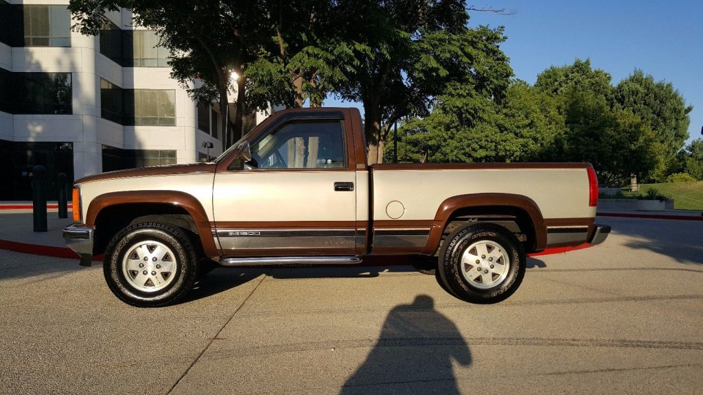 1988 GMC Sierra 1500