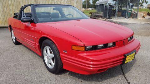 1993 Oldsmobile Cutlass Supreme na prodej