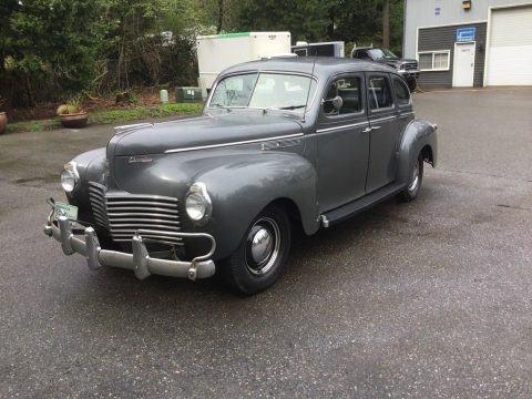 1940 Chrysler Windsor na prodej