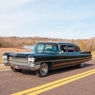 1963 Cadillac Fleetwood 75 Limousine na prodej