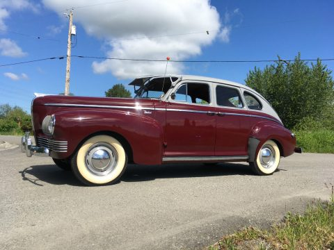 1941 Nash Ambassador na prodej
