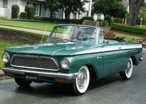 1962 Rambler American Convertible na prodej