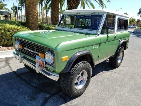 1976 Ford Bronco na prodej
