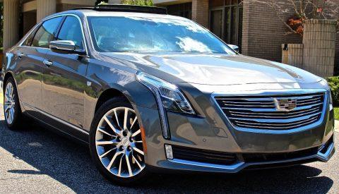 2017 Cadillac CT6 na prodej