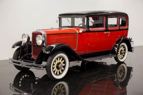 1930 Nash 480 na prodej