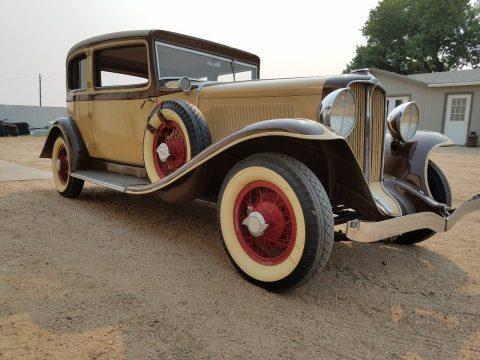 1931 Auburn Brougham G80 na prodej