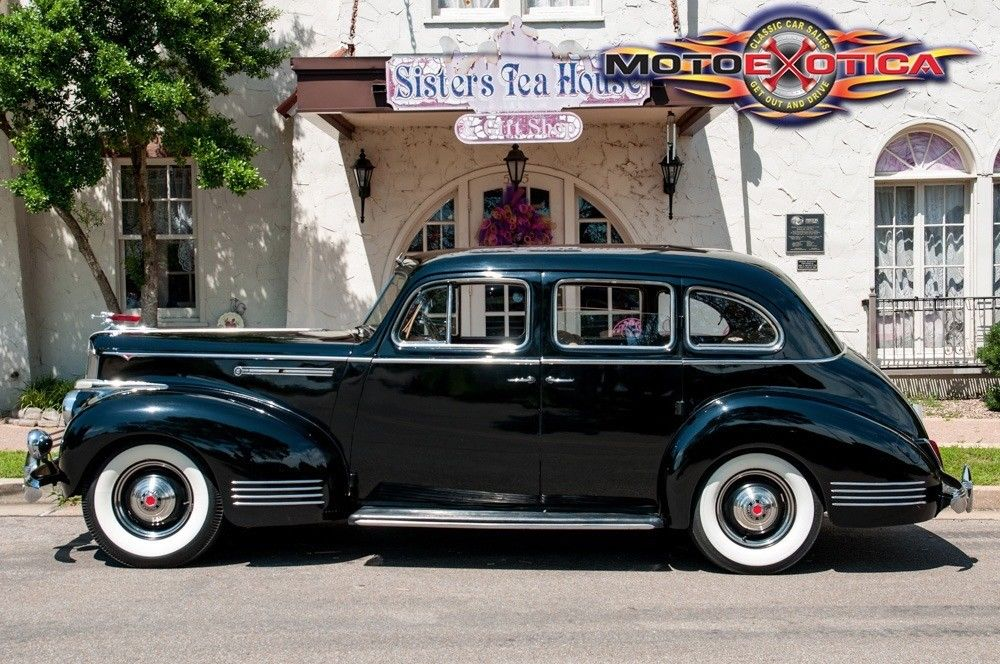 1941 Packard Series 110 Touring Sedan
