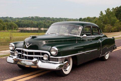 1951 Cadillac Series 61 Sedan na prodej