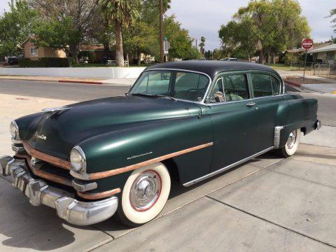 1953 Chrysler Windsor na prodej
