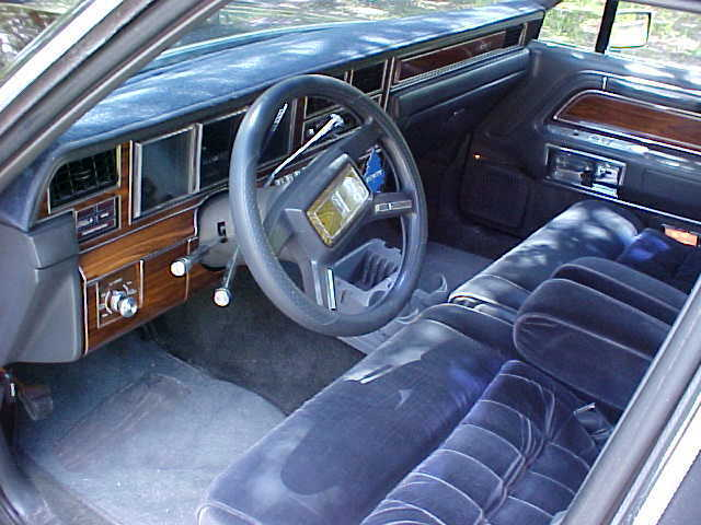 1983 Lincoln Continental Mark VI