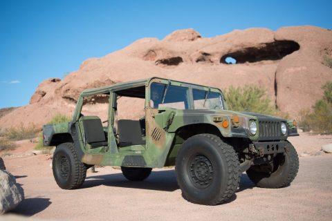 1989 Hummer H1 na prodej