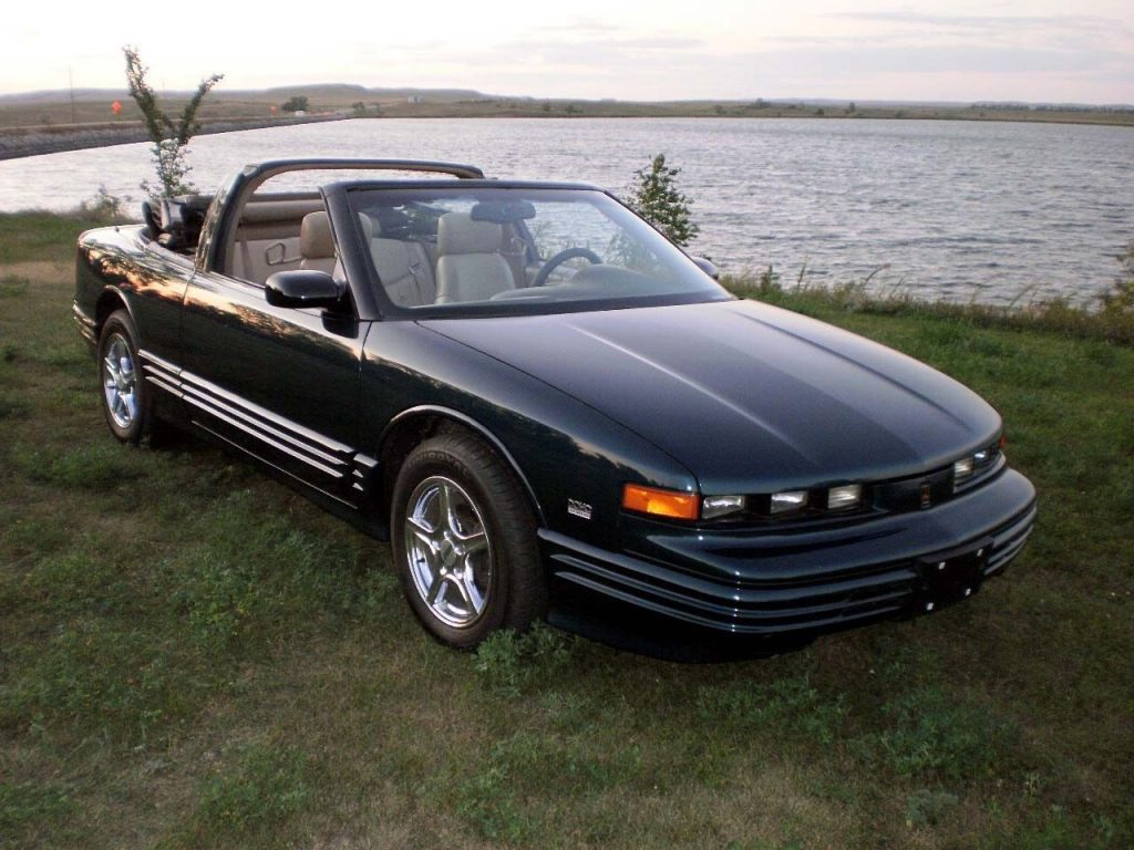 1995 Oldsmobile Cutlass Supreme Convertible