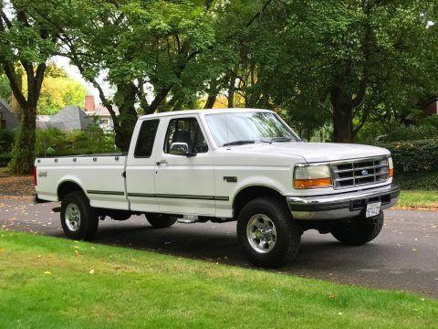 1996 Ford F-250 na prodej