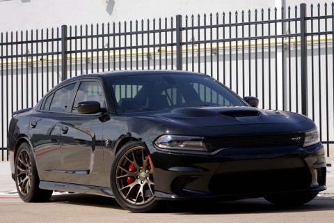 2015 Dodge Charger SRT Hellcat na prodej