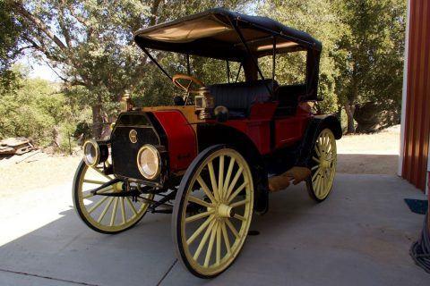 1912 International Harvester na prodej