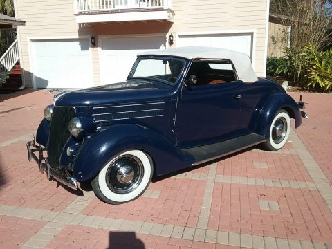 1936 Ford Roadster Deluxe na prodej
