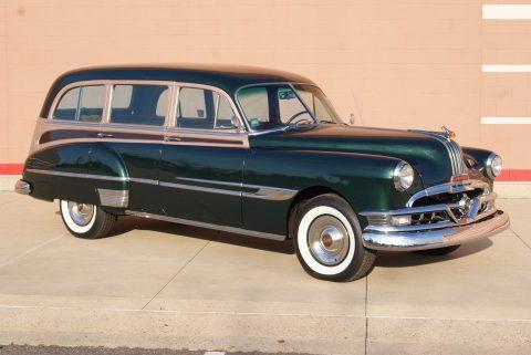 1952 Pontiac Chieftain Deluxe na prodej