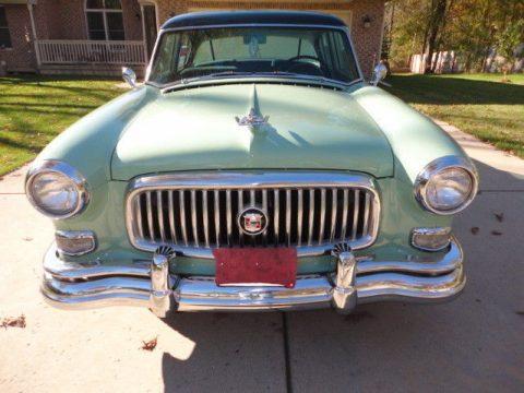 1953 Nash Ambassador na prodej