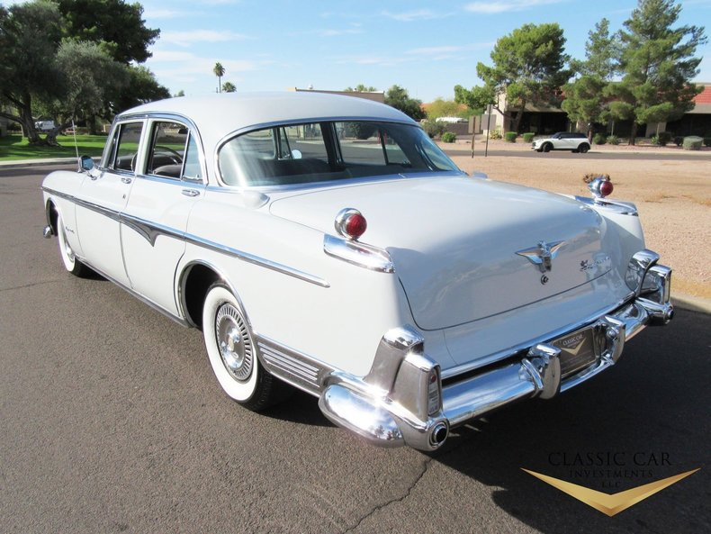 1955 Imperial Four-Door Sedan