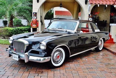 1962 Studebaker Gran Turismo na prodej