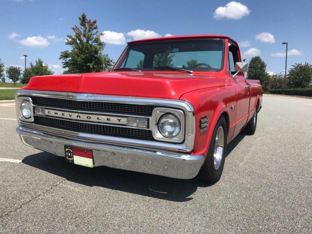 1969 Chevrolet C-10