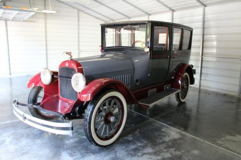 1922 Studebaker Big Six na prodej