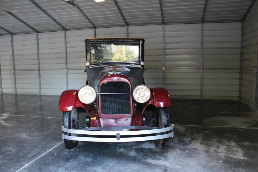 1922 Studebaker Big Six