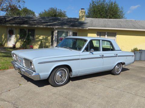 1966 Plymouth Valiant na prodej