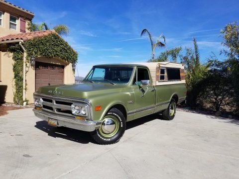 1969 GMC Sierra 2500 na prodej