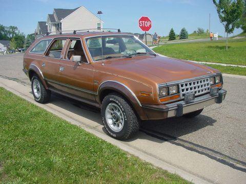 1985 AMC Eagle na prodej