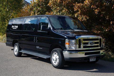 2014 Ford E-350 na prodej