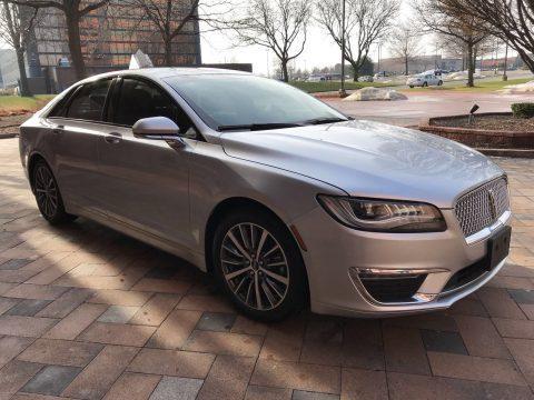 2017 Lincoln MKZ na prodej