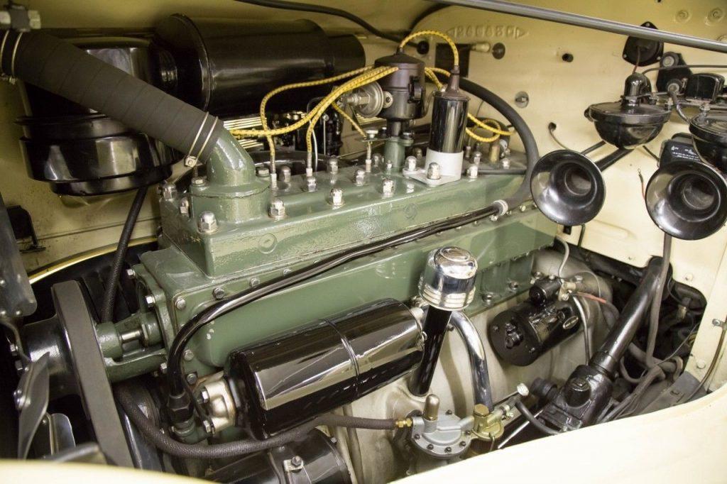1937 Packard Super Eight Convertible