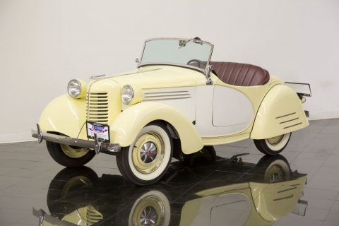 1938 American Bantam Deluxe Roadster na prodej
