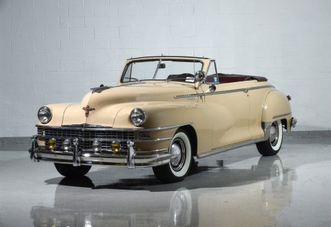 1948 Chrysler Windsor na prodej
