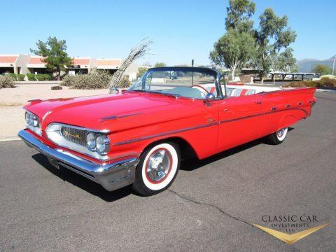 1959 Pontiac Boneville Convertible na prodej