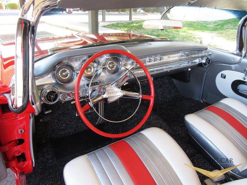 1959 Pontiac Boneville Convertible