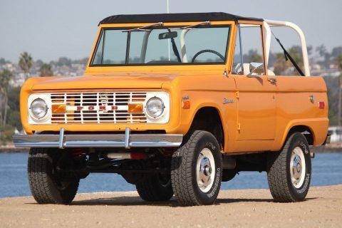 1973 Ford Bronco na prodej