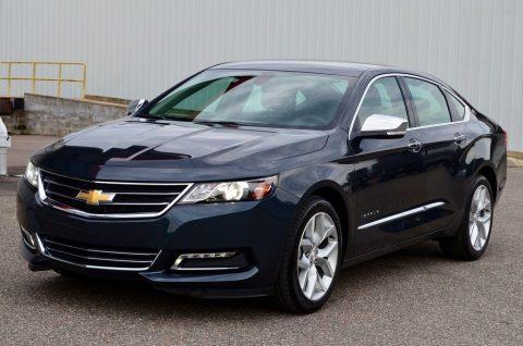 2018 Chevrolet Impala na prodej