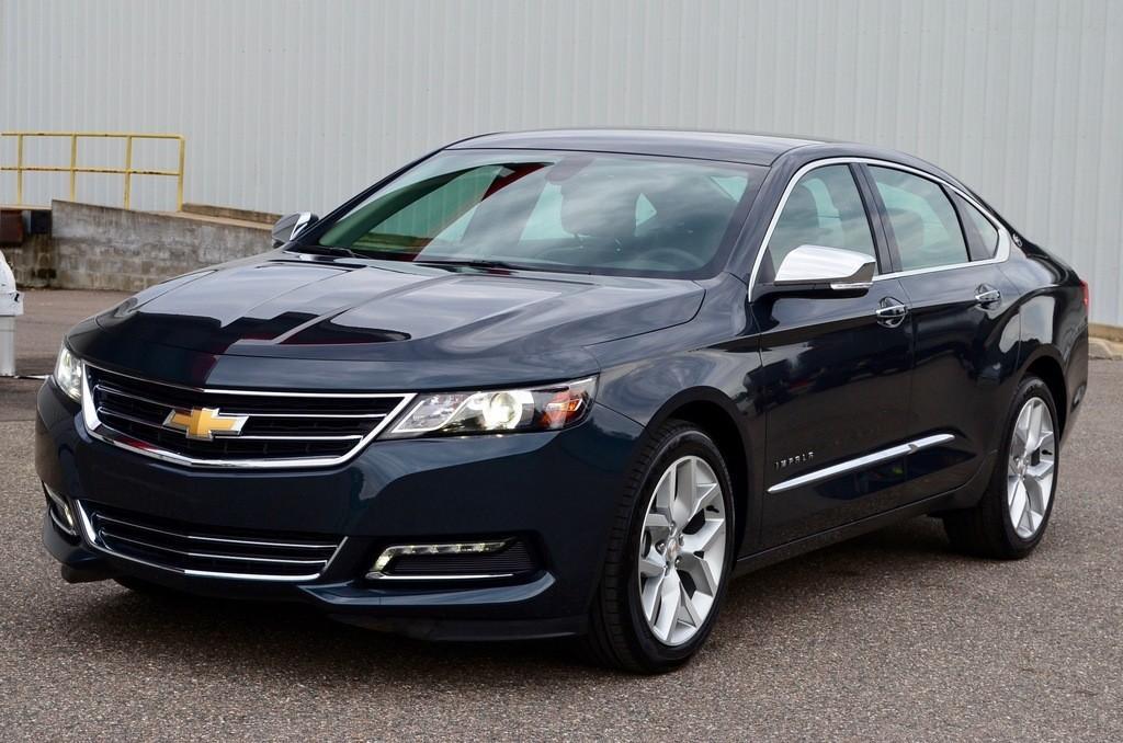 Chevrolet Impala Na Prodej